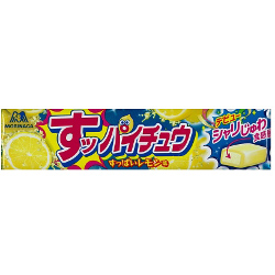 Morinaga Suppai Chew Lemon Fla...