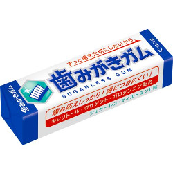 Kracie Tooth Care Gum 9 Sheets