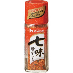 House Nanami Red Peppers 17g