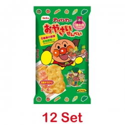 Kuriyama Anpanman Soft Rice Cr...