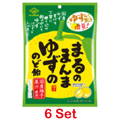 Sakuma Citron Throat 90g [6 Se...