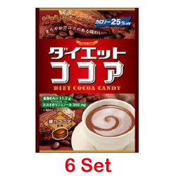 Senjakuame Diet Cocoa Candy 80...