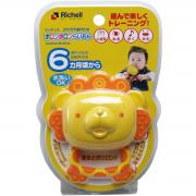Richell Sounding teether lion